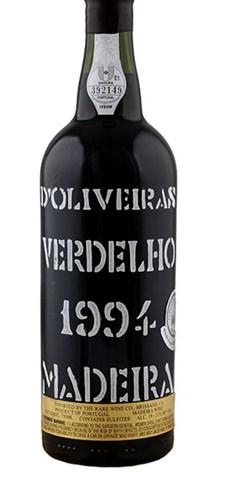 1994 Verdelho Madeira