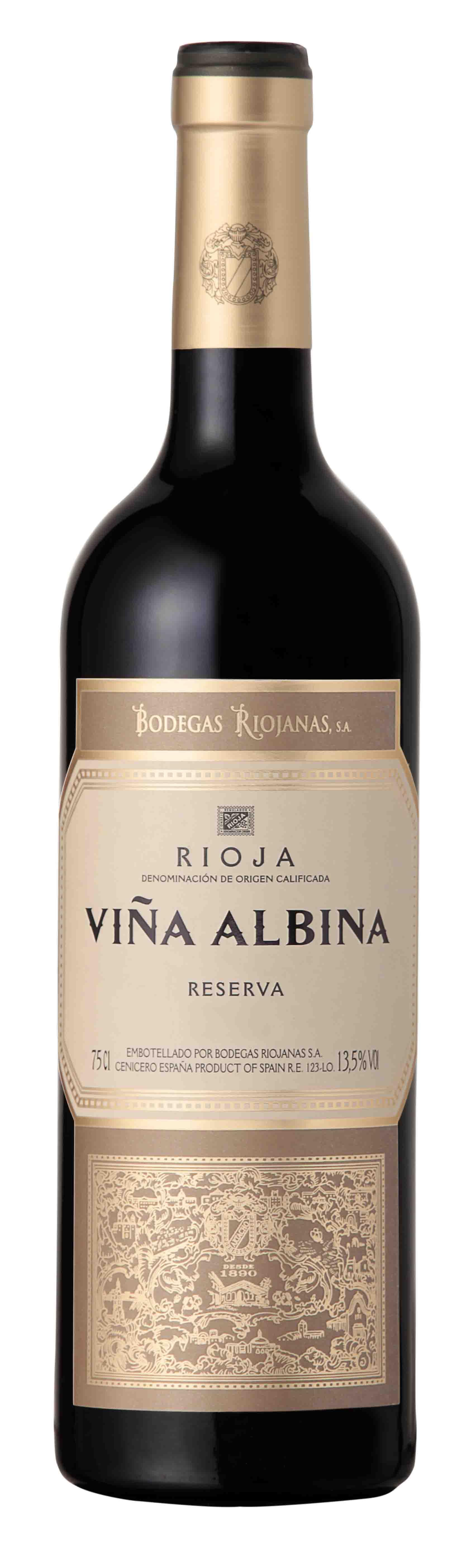 Rioja Reserva Vina Albina