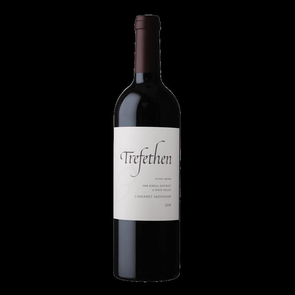 Trefethen Family Vineyards Cabernet Sauvignon 2018