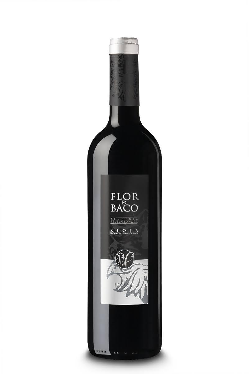 Bodegas Forcada Rioja Vendimia Seleccionada