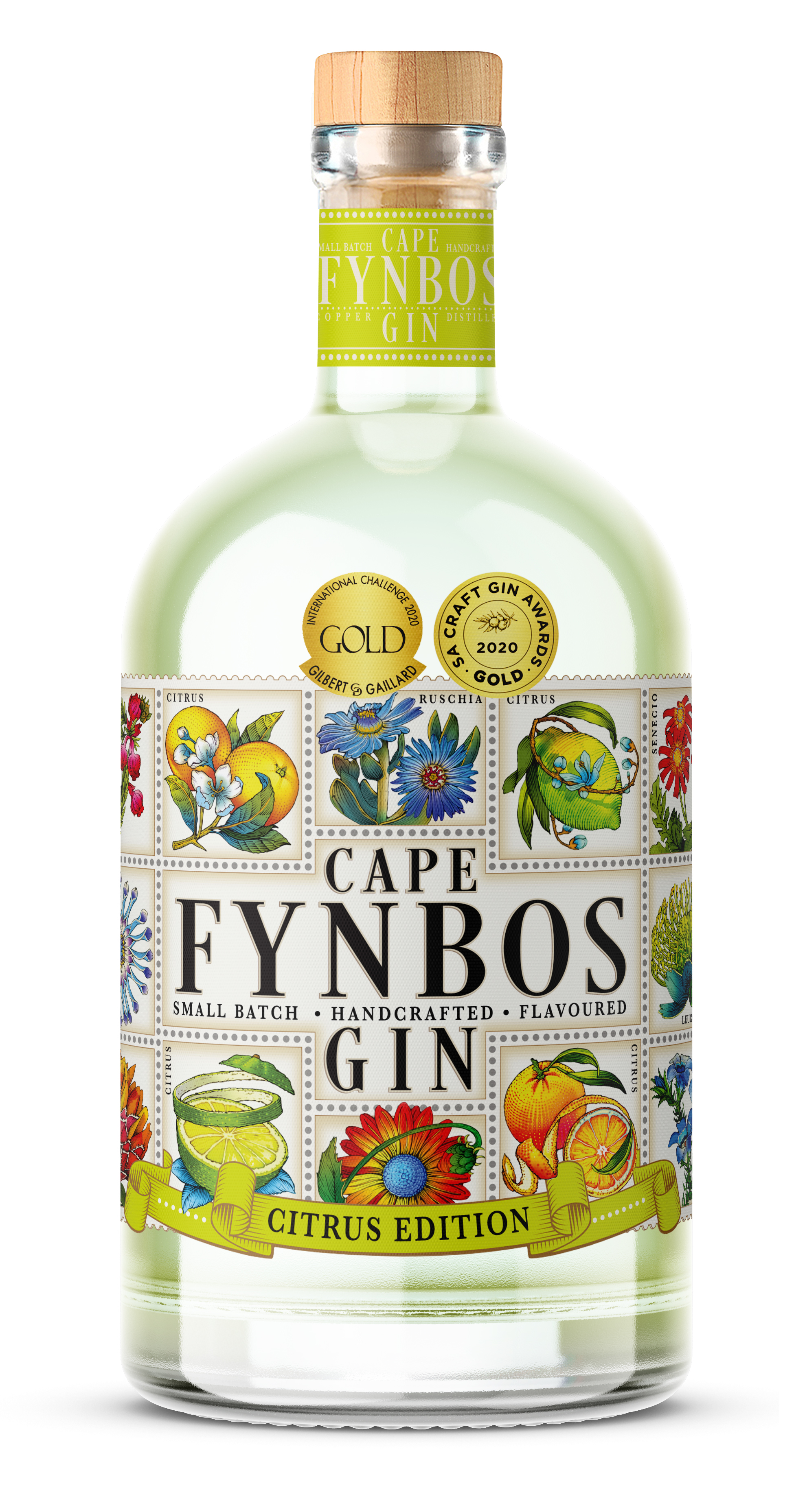 Cape Fynbos Citrus Edition Gin