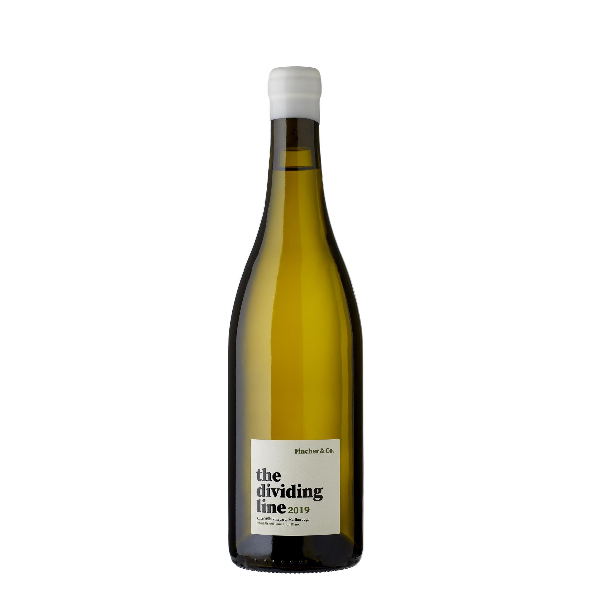 Fincher & Co. The Dividing Line, Sauvignon Blanc
