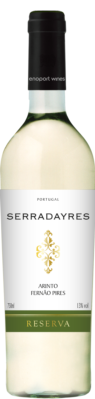 SERRADAYRES –WHITE WINE RESERVE