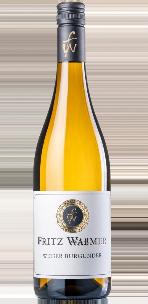 Weingut Fritz Waßmer Weißer Burgunder 2020