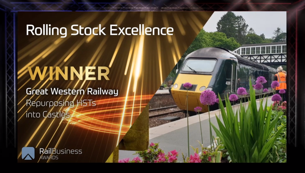 Rolling Stock Excellence - image