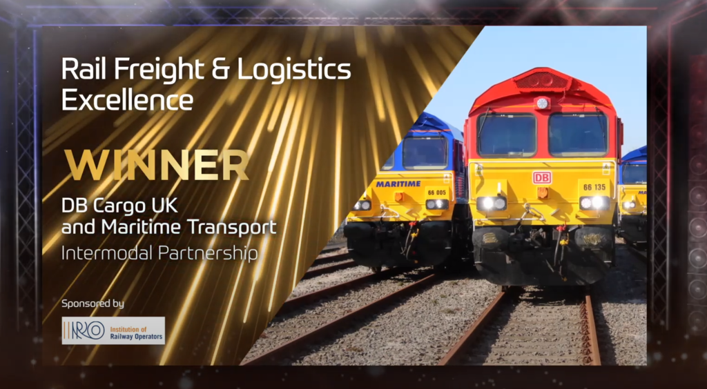 Rail Freight & Logistics Excellence - image