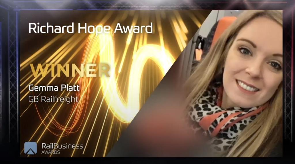 Richard Hope Award - image