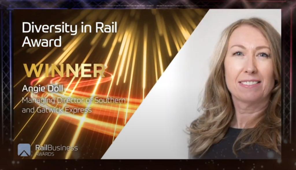 Diversity in Rail Award - image