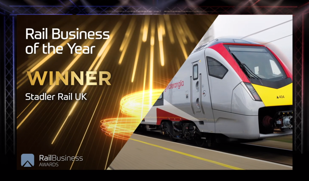 Rail Business of the Year - image