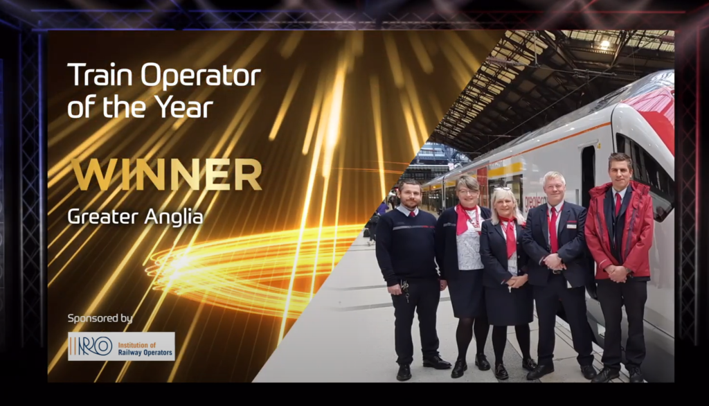 Train Operator of the Year - image