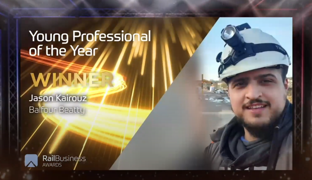 Young Professional of the Year - image