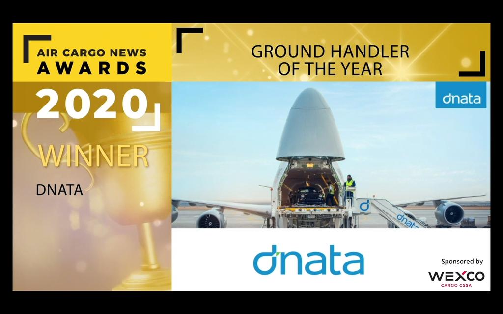 Ground Handler of the Year