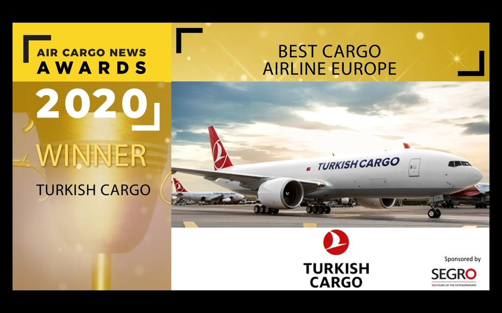 Best Cargo Airline - Europe