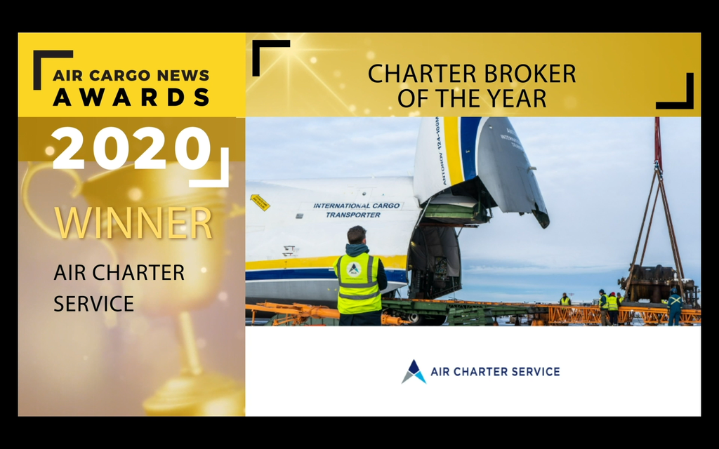 Charter Broker of the Year