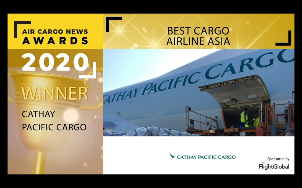 Best Cargo Airline - Asia