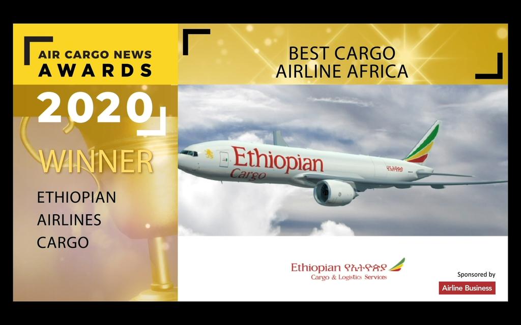 Best Cargo Airline - Africa