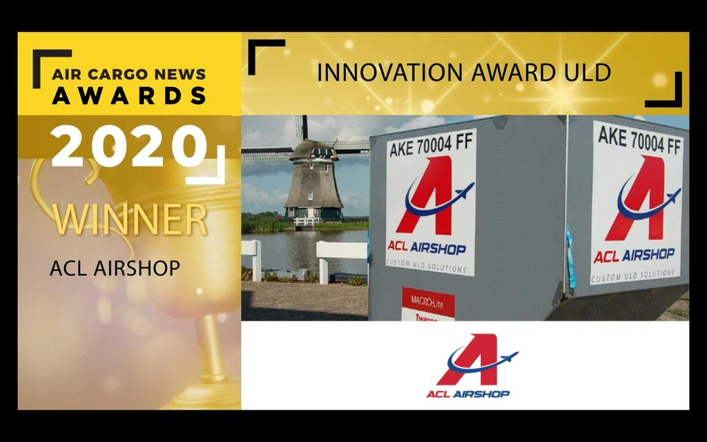 Innovation Award ULD