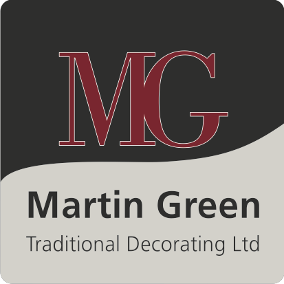 Martin Green Traditional Decorating Ltd - Sponsor of The Outstanding Front of House and Drinks Reception Partner