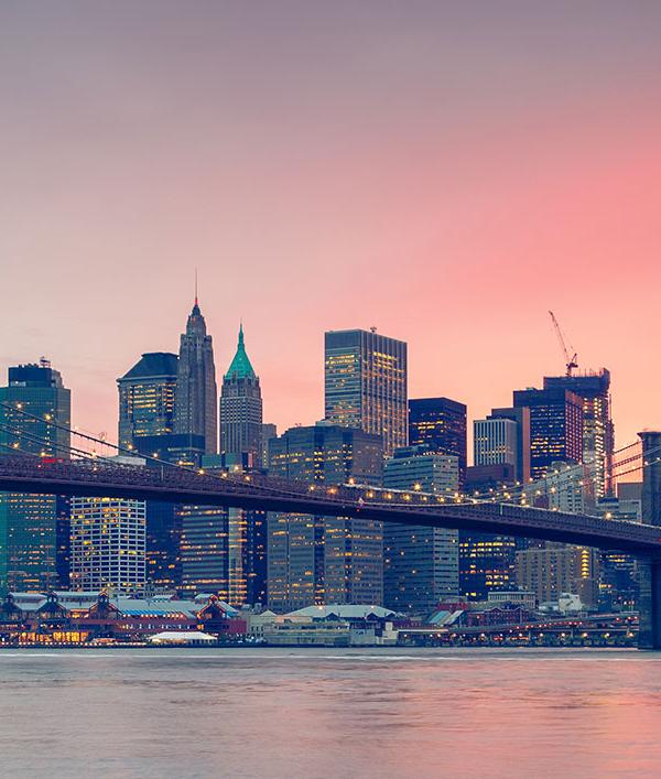 New York header