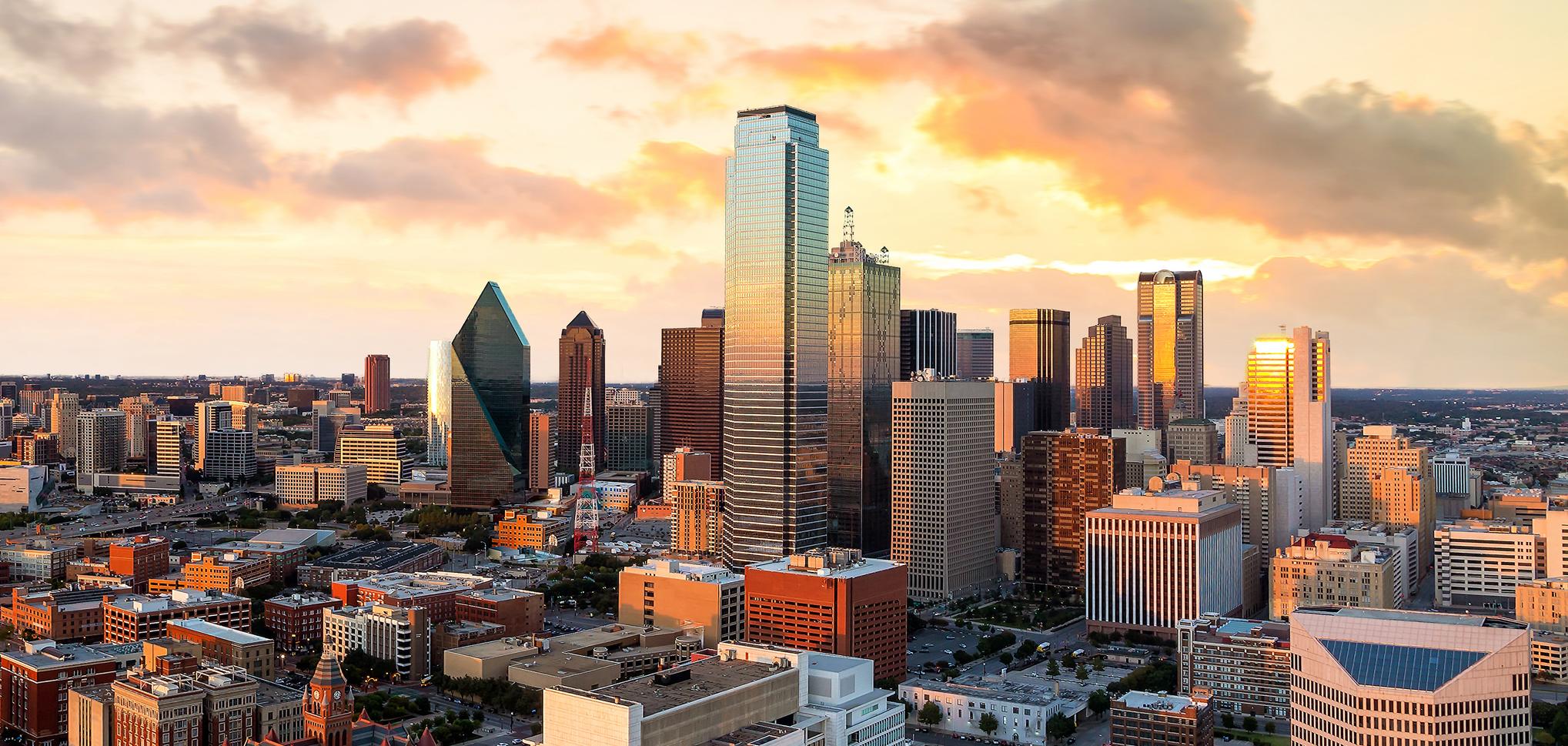 Dallas / Fort Worth header