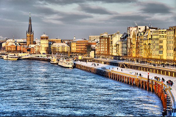 Düsseldorf header