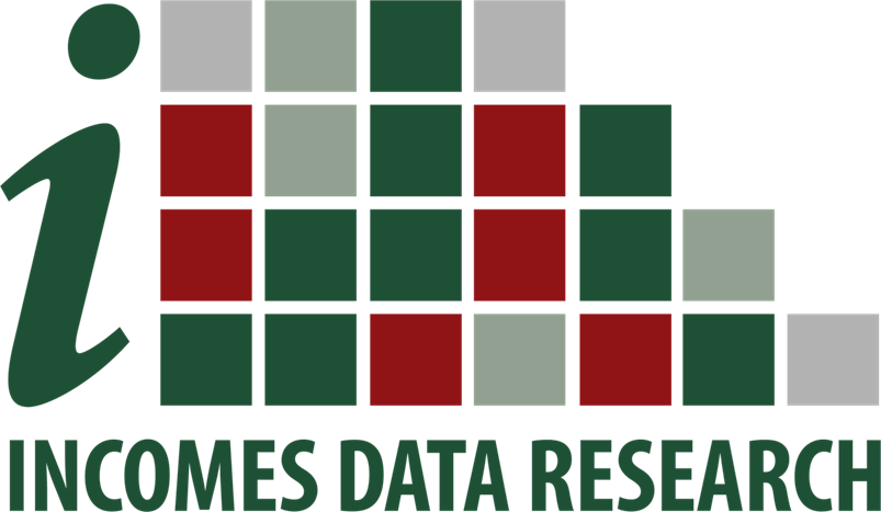 Incomes Data Research