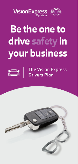 VISION EXPRESS CORPORATE EYE CARE PLAN - DRIVER