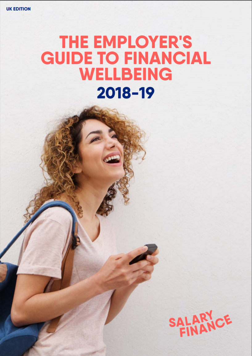 Employers Guide to Financial Wellbeing