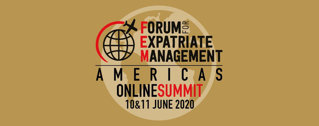 Online Summit header