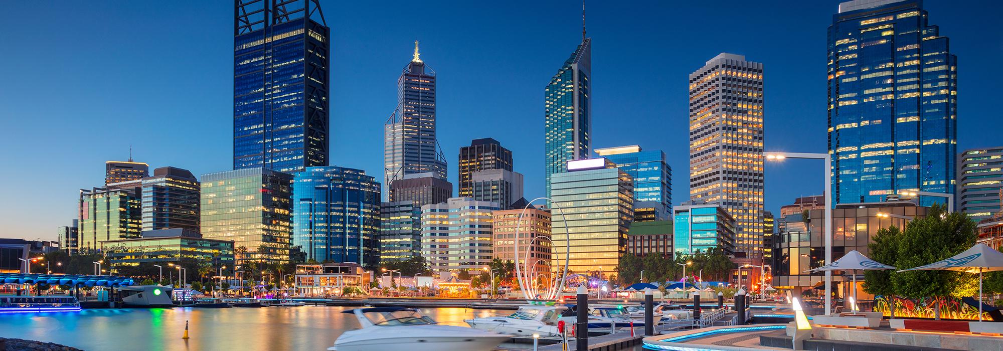 Perth header