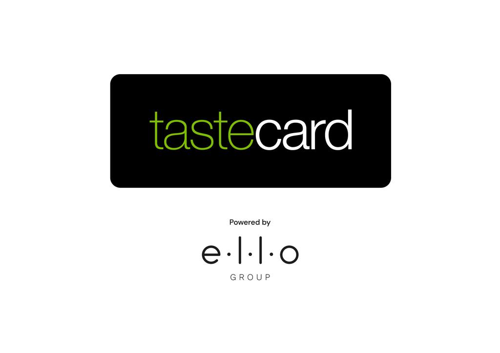 tastecard (Powered by Ello Group)