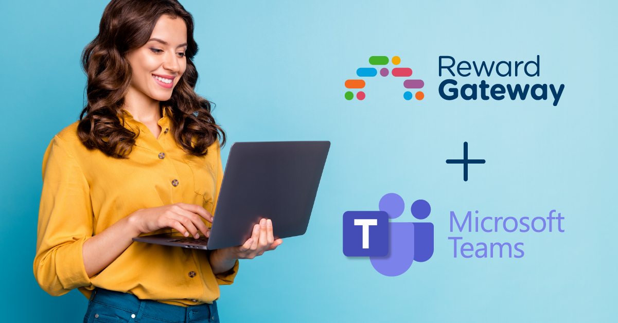 Reward Gateway Announces Two-Way Integration with Microsoft Teams to Enable Instant Employee Recognition