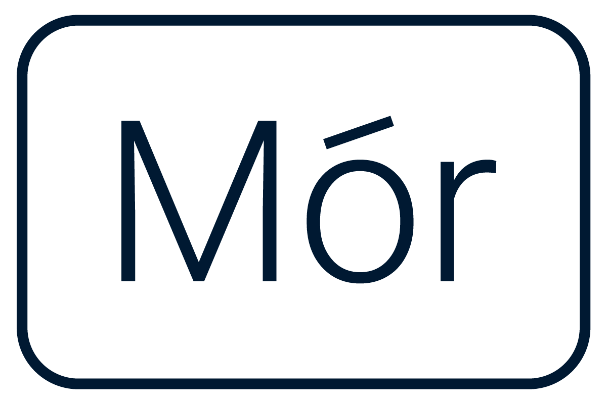 The Mór Card