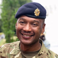 Sergeant Guy Lowe-Barrow // Army LGBT+ Forum
