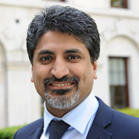Ravi Chand CBE // Department for International Development