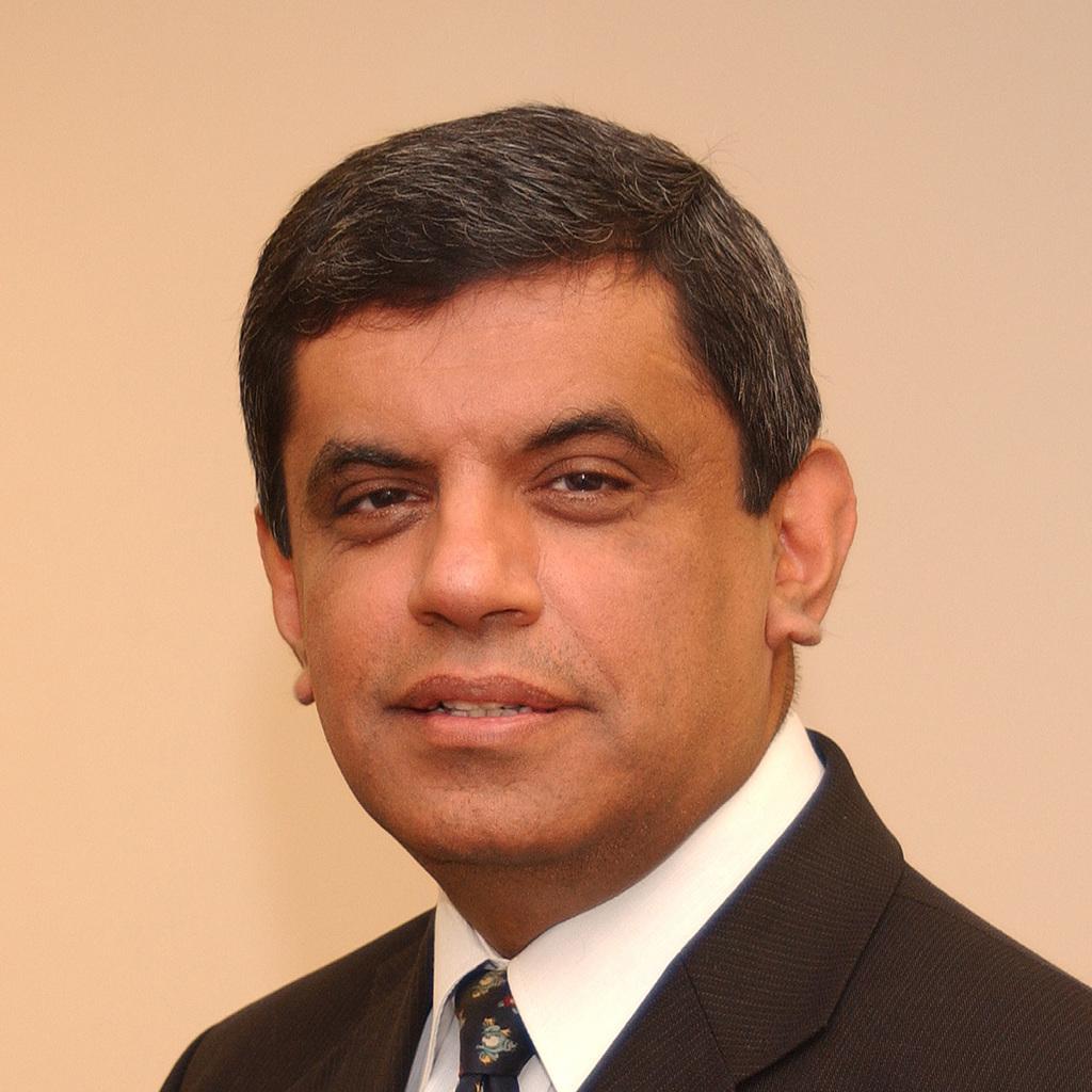 Professor Sir Nilesh Samani // British Heart Foundation