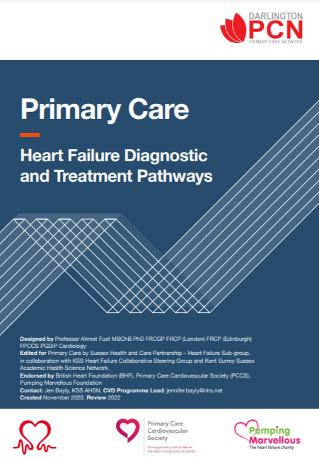 Primary Care - Heart Failure Diagnostic and Treatment Pathways
