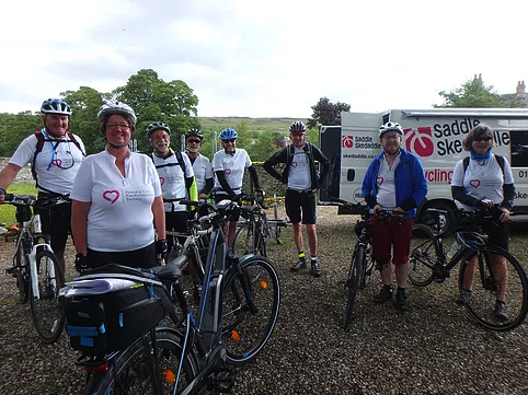 The PCCS Cycle Challenge!