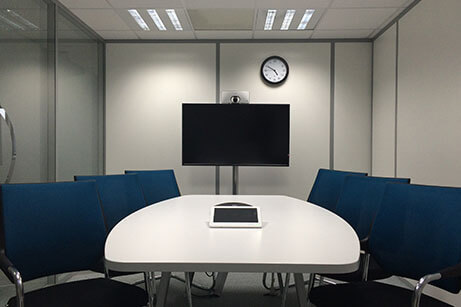Multipurpose Meeting Rooms