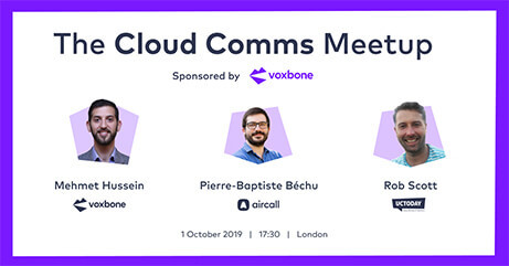 The Cloud Communications Hub First Event – BYOC and We'll Bring the Beer