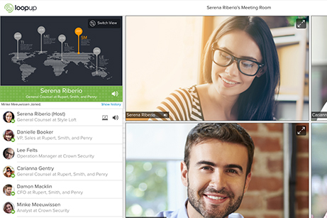 LoopUp Introduces Desktop Video Conferencing Feature