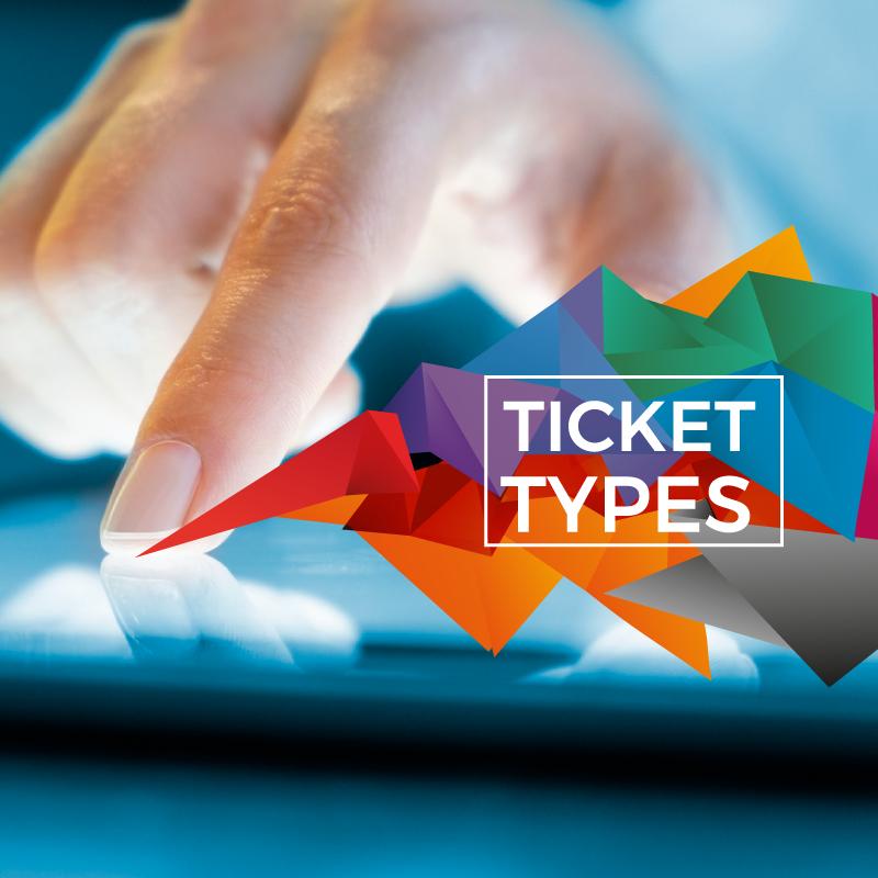 Ticket Types