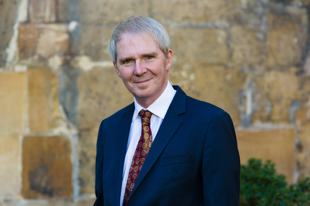 Professor Sir Nigel Shadbolt