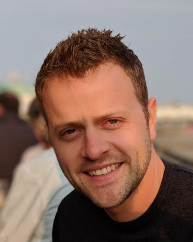 Martyn Booth