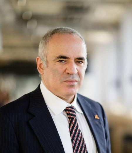 Garry Kasparov image