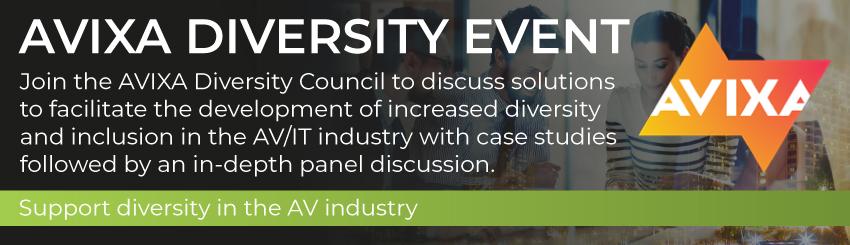 AVIXA Diversity Event