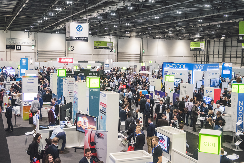 Record year for UC EXPO with an increased focus on smarter collaboration