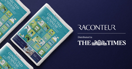 Connected Business supplement in Raconteur (The Times)