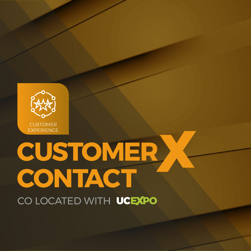 CCX Customer Experience header