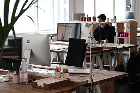 Get a work-life balance, at work